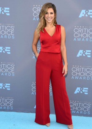 Liz Hernandez - 2016 Critics' Choice Awards in Santa Monica