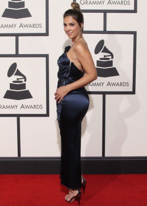 Liz Hernandez - 2016 GRAMMY Awards in Los Angeles