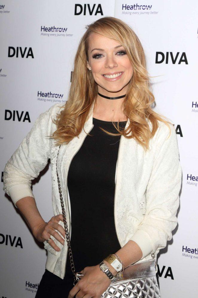 Liz McClarnon - Diva Magazine Awards 2017 in London