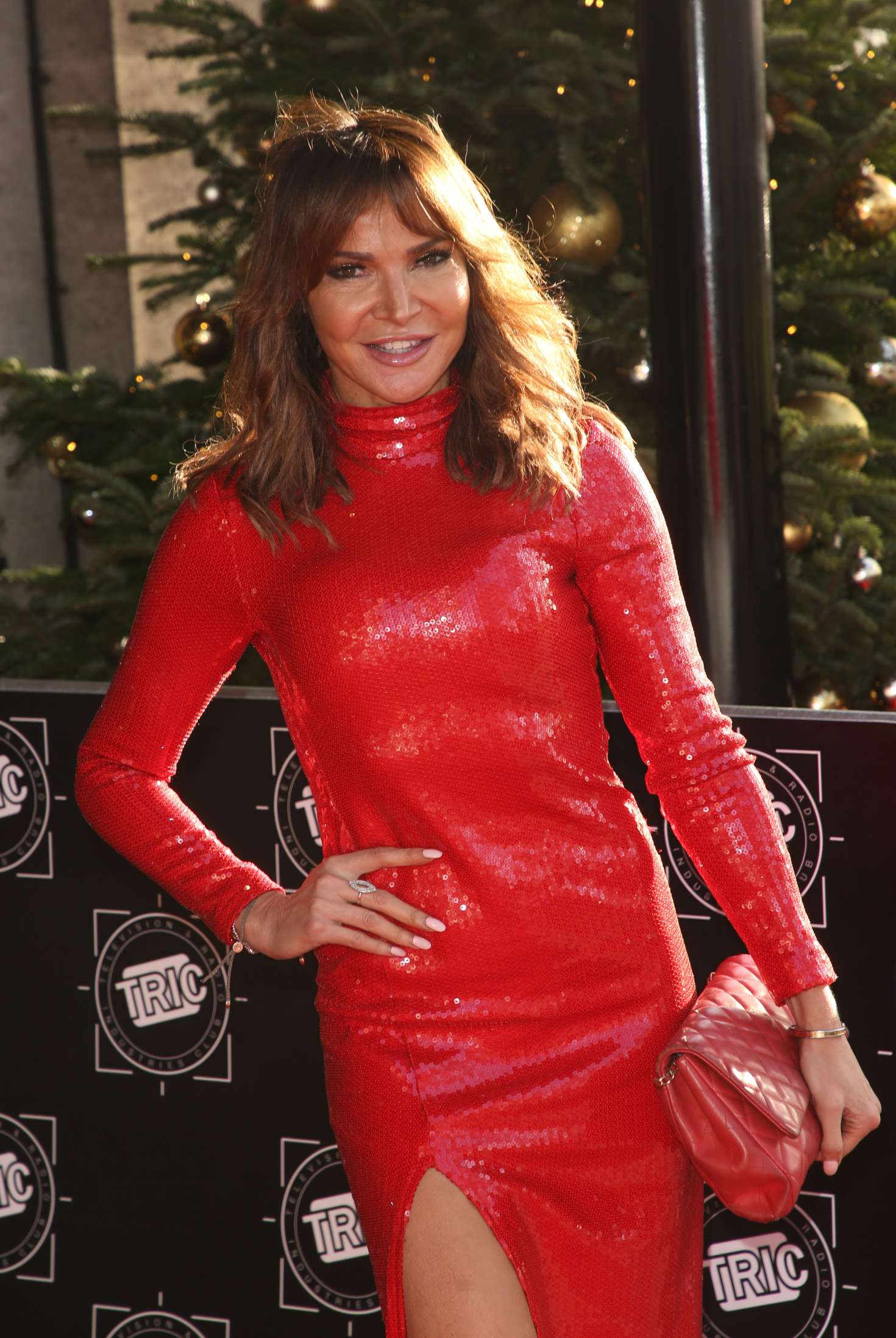 Lizzie Cundy 2018 : Lizzie Cundy: 2018 TRIC Awards -02