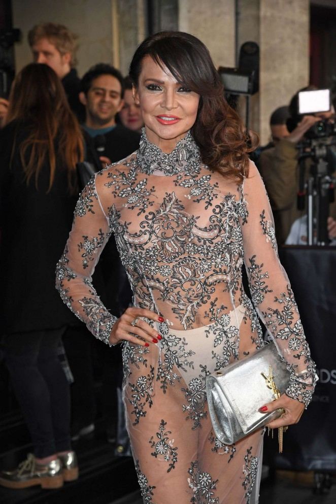 Lizzie Cundy - 6th Annual Asian Awards in London
