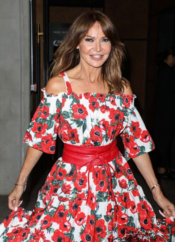 Lizzie Cundy - Arrives at ITV Summer Party 2019 in London
