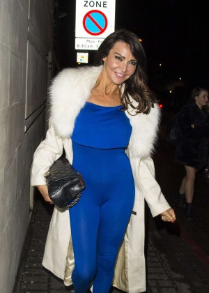 Lizzie Cundy - GavAid Quiz Night in London