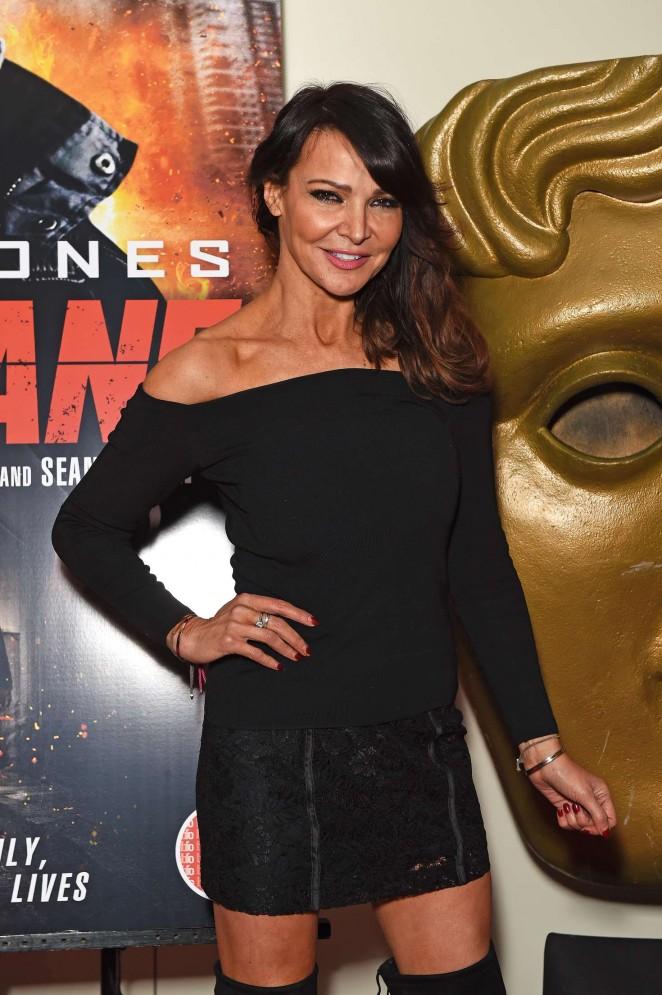 Lizzie Cundy - 'Kill Kane' Gala Screening in London