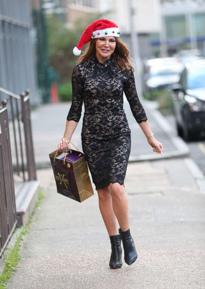 Lizzie Cundy - Leaving TalkRadio in London
