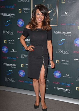 "Lizzie Cundy - ""Life Is Beauty - Full"" Premiere in London"
