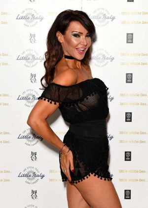 Lizzie Cundy - Little White Lies SS17 Fashion Collection Preview in London