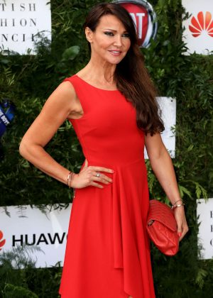 Lizzie Cundy - One For The Boys Fashion Ball 2016 in London