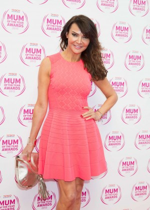 Lizzie Cundy - Tesco Mum Of The Year Awards 2015 in London