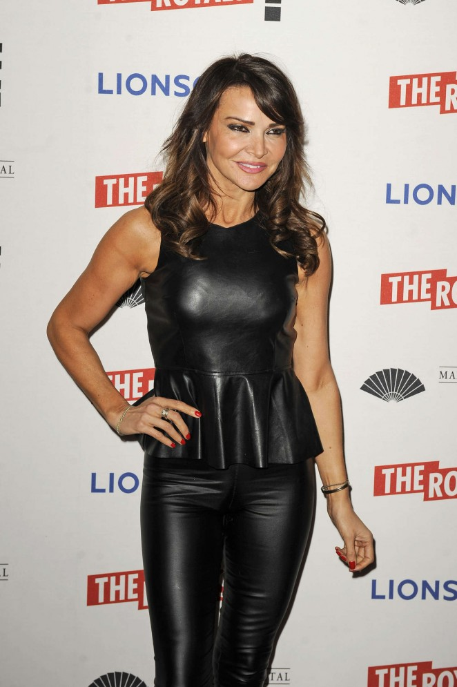"Lizzie Cundy - ""The Royals"" TV Series Premiere in London"