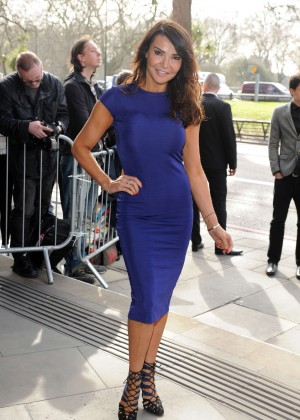 Lizzie Cundy - 2015 TRIC Awards in London