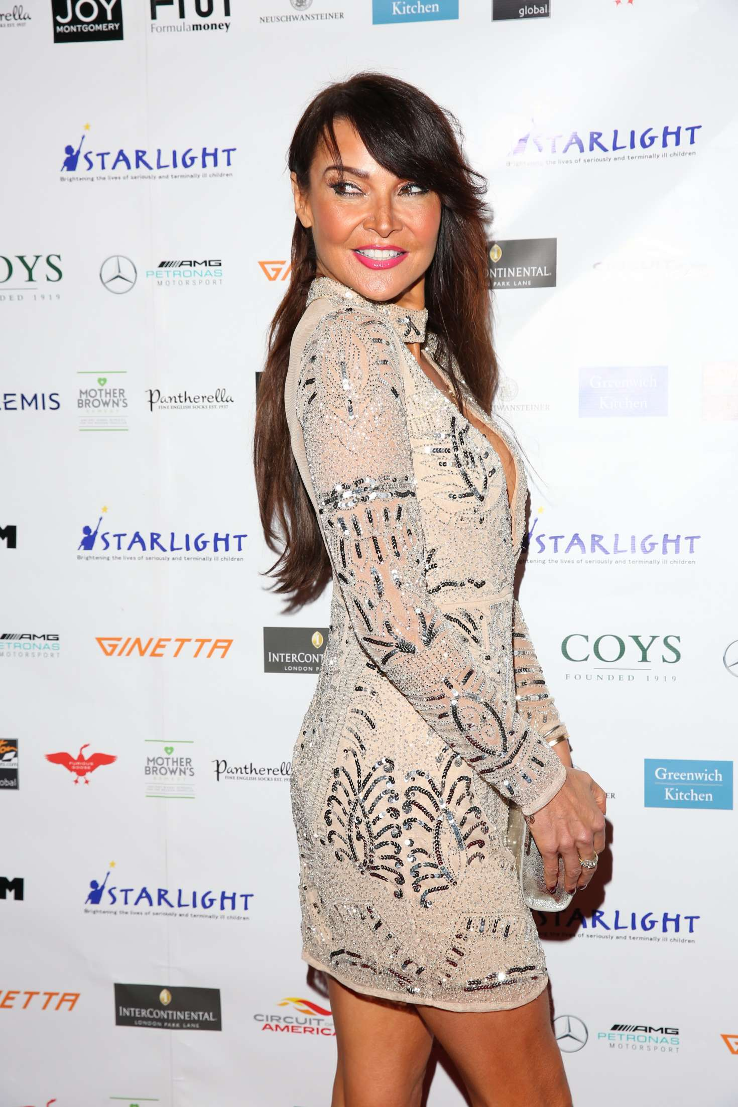 Lizzie cundy at zoom auction charity gala in london naked (35 pics)