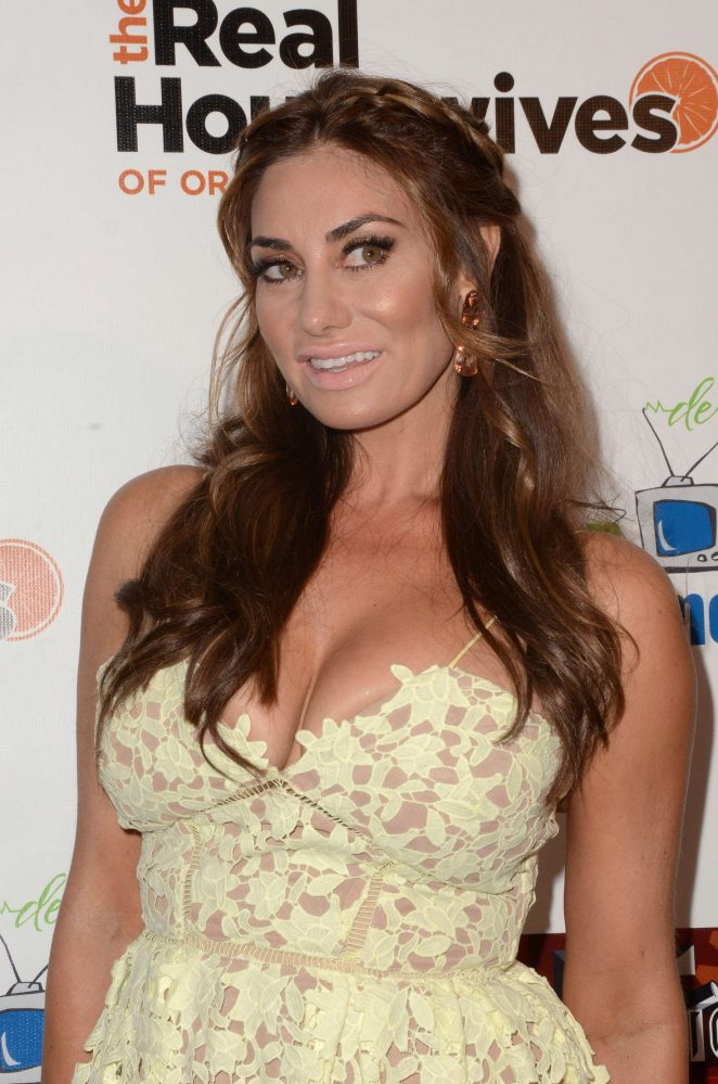 Lizzie Rovsek - 'The Real Housewives of Orange County' Season 11 Premiere in LA