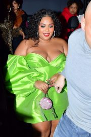 Lizzo at the SNL After Party in New York City