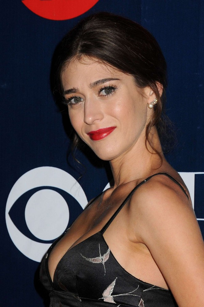 Lizzy Caplan - CBS, CW and Showtime TCA Summer Press Tour Party 2015 in LA
