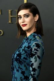 Lizzy Caplan - 'Truth Be Told' Premiere in Beverly Hills