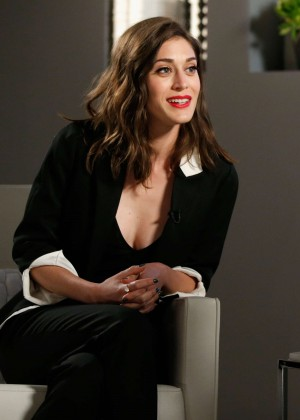 Lizzy Caplan - Variety Emmy Studio in LA