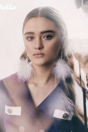 Lizzy Greene - BELLO Magazine (January 2020)