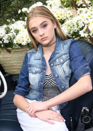 Lizzy Greene - Marc Jacobs celebrates Daisy in Los Angeles