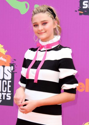 Lizzy Greene - Nickelodeon Kids' Choice Sports Awards 2017 in Los Angeles