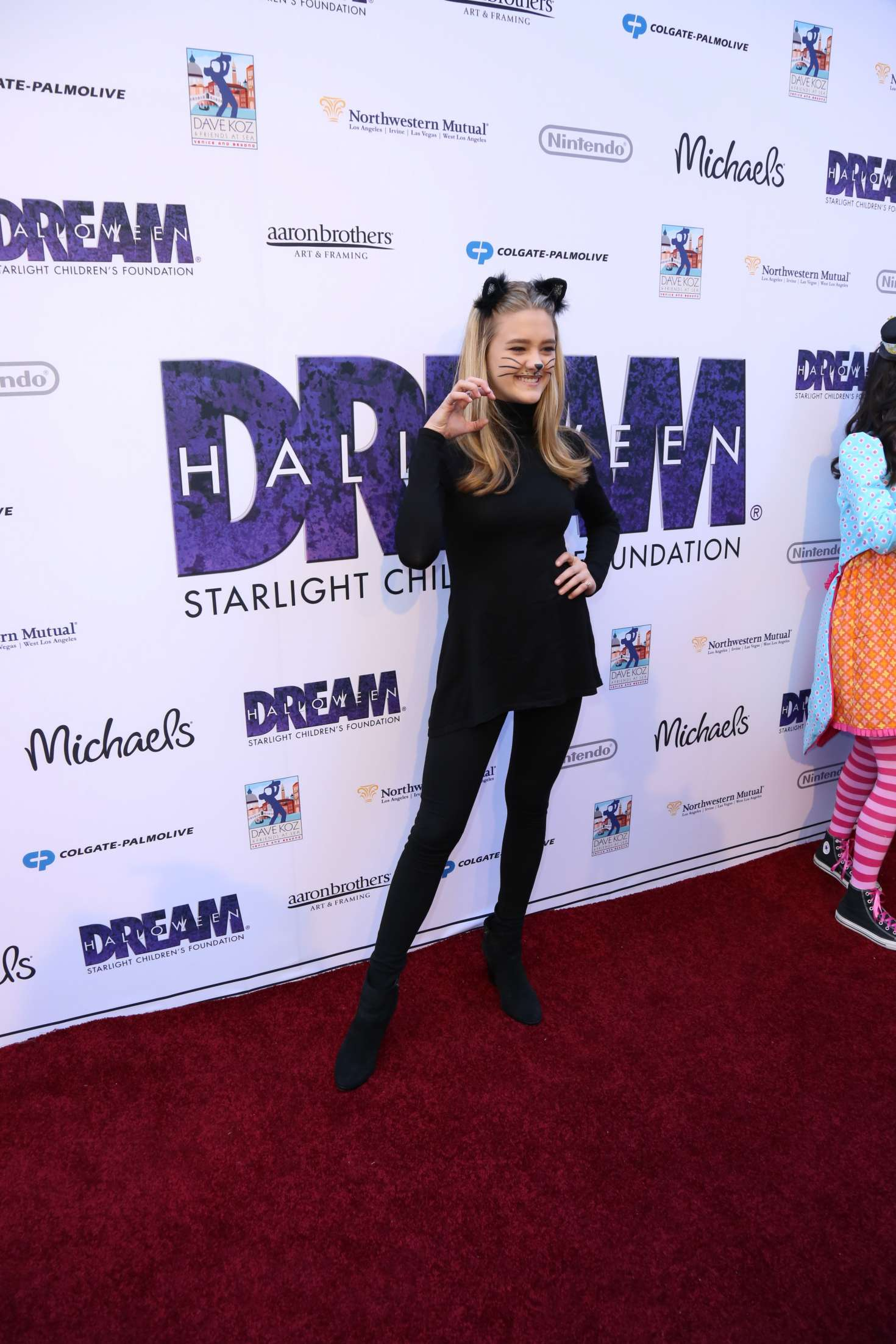 Lizzy Greene - Starlight's Dream Halloween Party in Los Angeles