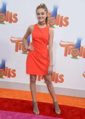 Lizzy Greene - 'Trolls' Premiere in Los Angeles