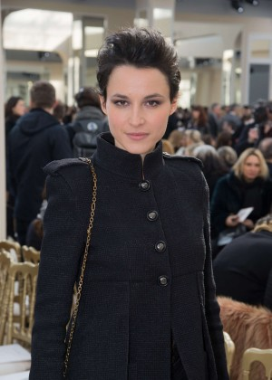 Loan Chabanol - Chanel Fashion Show 2016 in Paris