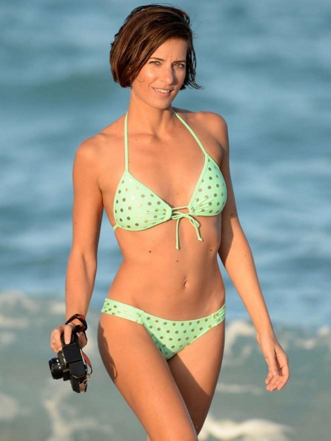 Logan Fazio Hot Bikini Photos