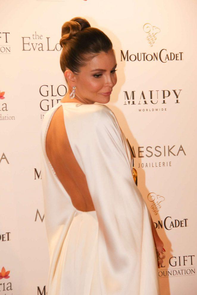 Lola Karimova-Tillyaeva - Global Gift Gala 2016 in Cannes