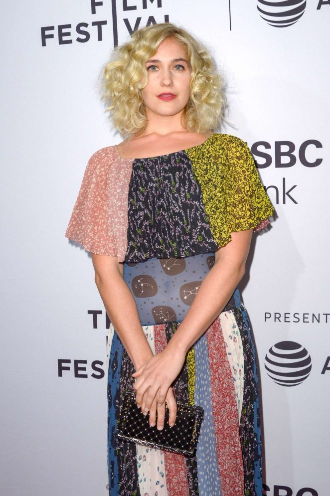 Lola Kirke - 'Untogether' Premiere at 2018 Tribeca Film Festival in NY