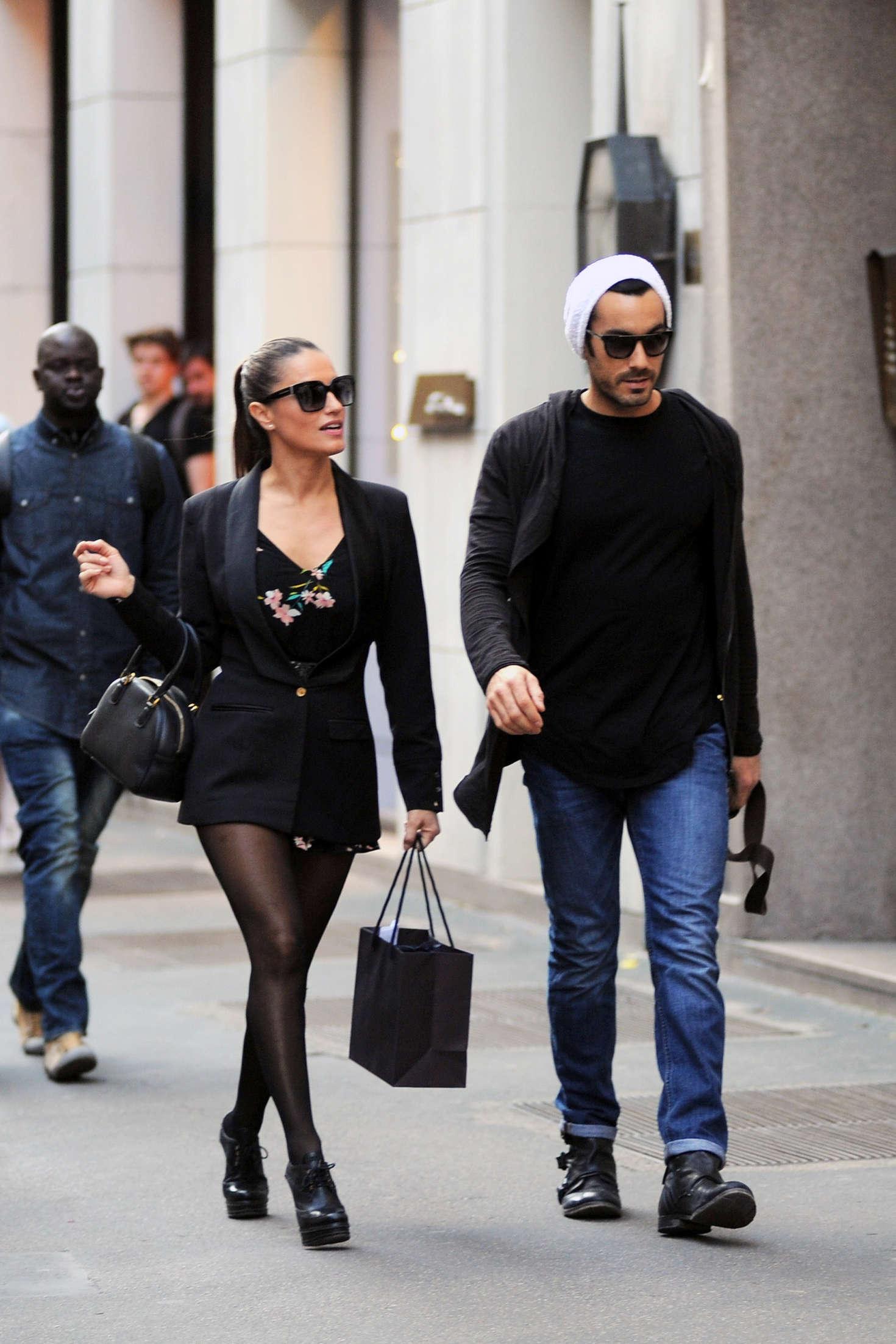 Lola Ponce with her bo... Lindsay Lohan Boyfriend 2017