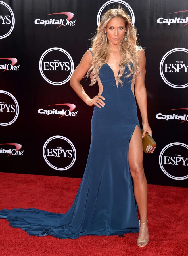 Lolo Jones – ESPY Awards 2016 in Los Angeles