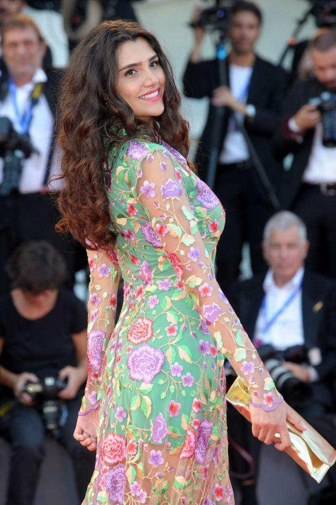 Loredana Violeta Salanta - 'Nocturnal Animals' Premiere at 73rd Venice Film Festival in Italy