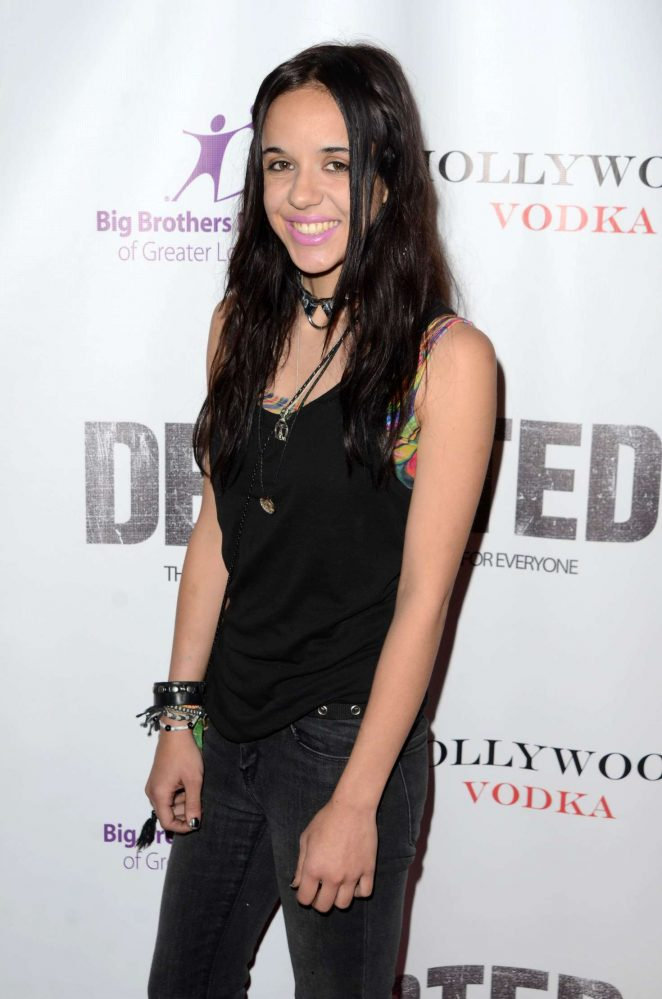 Lorelei Linklater - 'Deserted' Premiere in Westwood