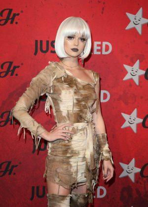 Loren Gray - Just Jared's 7th Annual Halloween Party in LA