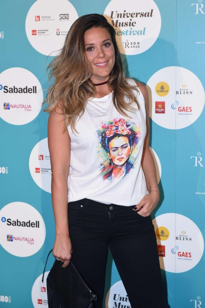Lorena Gomez - Universal Music Festival 2017 in Madrid