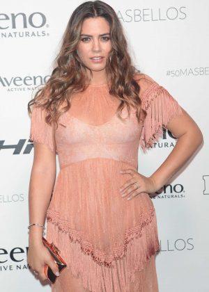 Lorenza Izzo - 2017 People en Espanols 50 Most Beautiful Gala - New York
