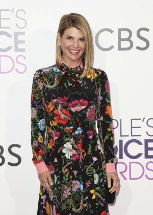 Lori Loughlin - 2017 People's Choice Awards in Los Angeles
