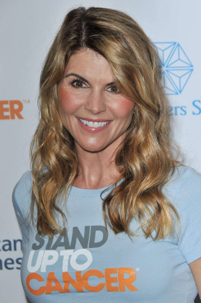 Lori Loughlin: 5th Biennial Stand Up To Cancer -02