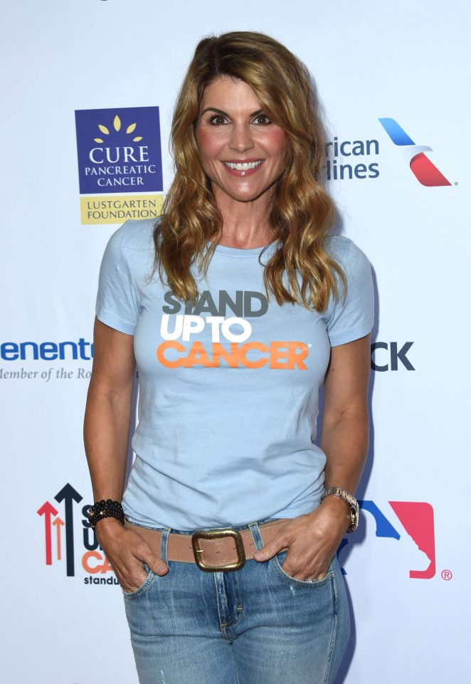 Lori Loughlin - 5th Biennial Stand Up To Cancer in Los Angeles