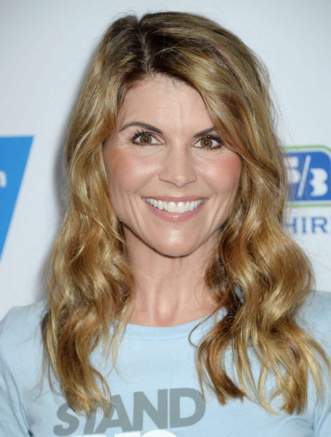 Lori Loughlin: 5th Biennial Stand Up To Cancer -07