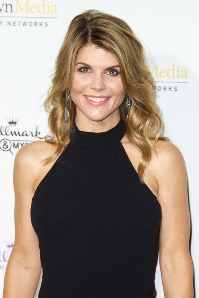 Lori Loughlin - Hallmark Channel TCA Press Tour in Pasadena
