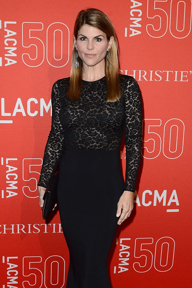 Lori Loughlin - LACMA 2015 Gala in Los Angeles