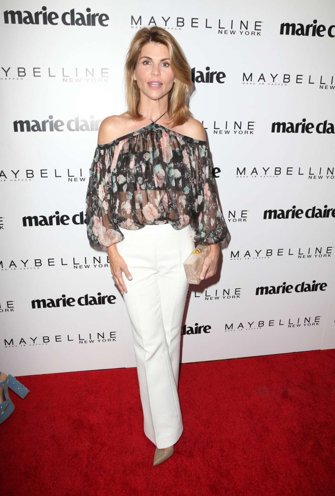 Lori Loughlin: Marie Claire Celebrates Fresh Faces Event -03