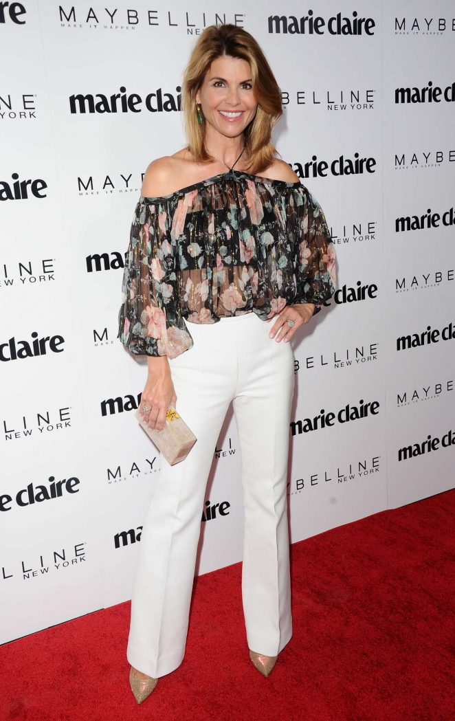 Lori Loughlin: Marie Claire Celebrates Fresh Faces Event -05