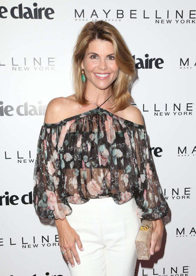 Lori Loughlin: Marie Claire Celebrates Fresh Faces Event -06