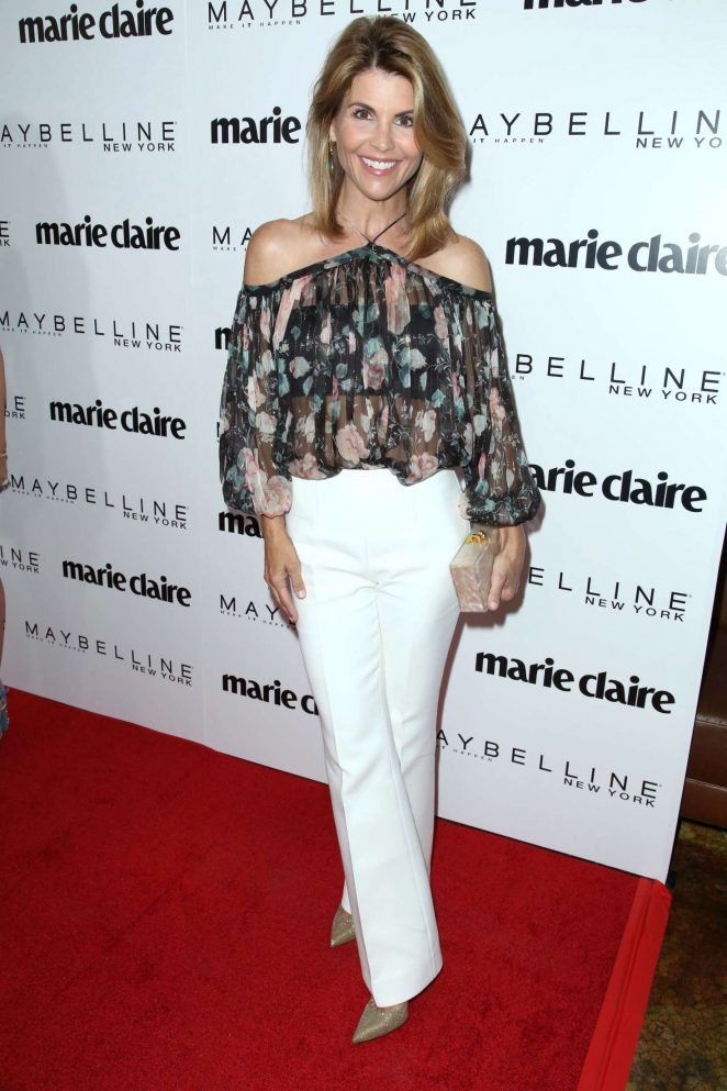 Lori Loughlin: Marie Claire Celebrates Fresh Faces Event -10