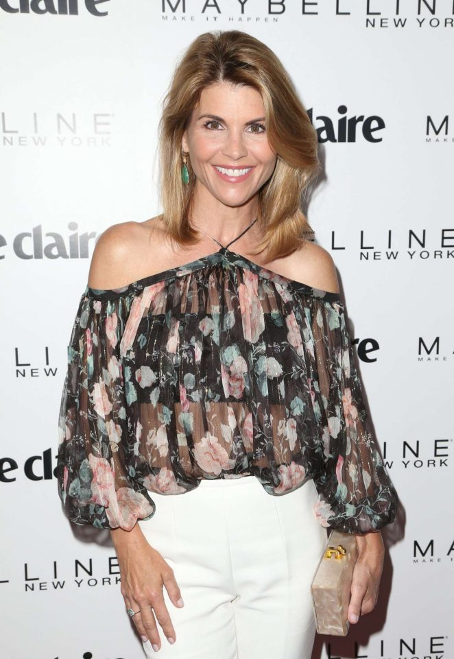 Lori Loughlin: Marie Claire Celebrates Fresh Faces Event -11
