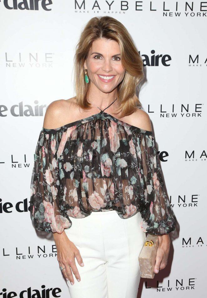 Lori Loughlin: Marie Claire Celebrates Fresh Faces Event -12