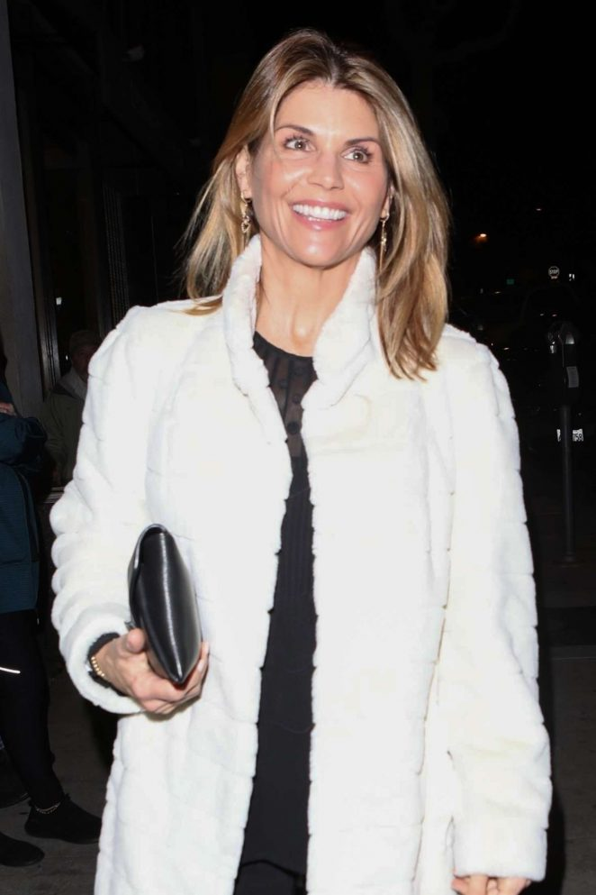 Lori Loughlin out in West Hollywood